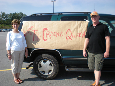 Cracker Queen Welcome