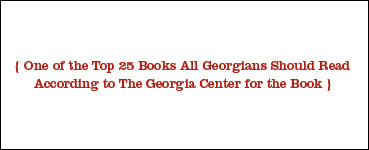 Named Top 25 books all Georgians should read