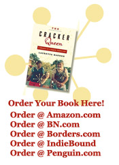 The Cracker Queen A Memoir of a Jagged, Joyful Life Order Your Book Here!