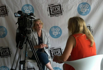 Macon TV Interview with Lauretta Hannon - Raised in the South of Normal
