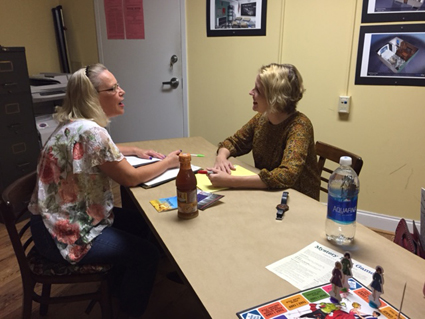 One on One Consultations - Cindy Pope and Lauretta Hannon