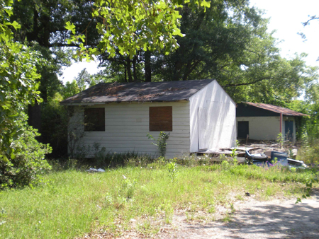 Warner Robins GA Cracker Queen Childhood Home